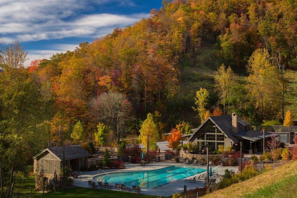 balsam mountain preserve community