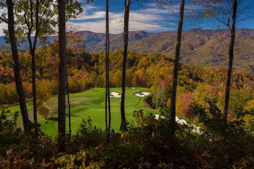 balsam mountain preserve views