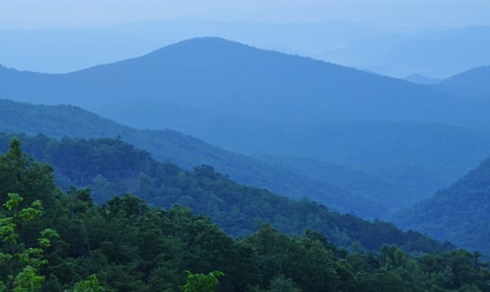 blue ridge mountain club