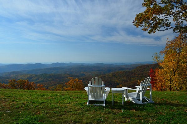 blue ridge mountain community