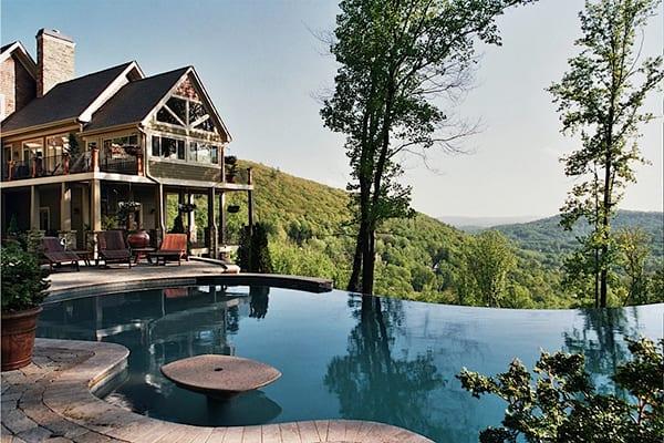 poplar ridge community luxury homesite