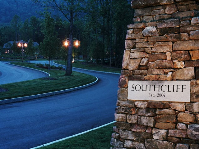 south cliff private mountain community