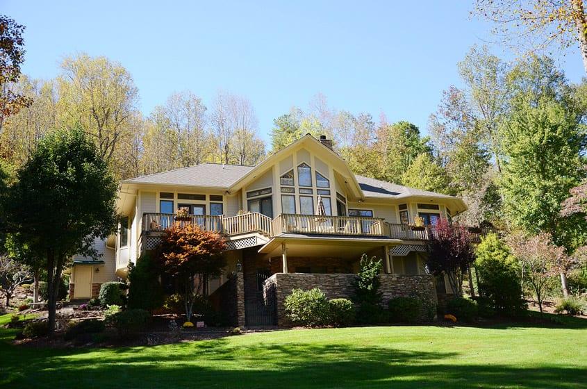 linville falls mountain club private real estate