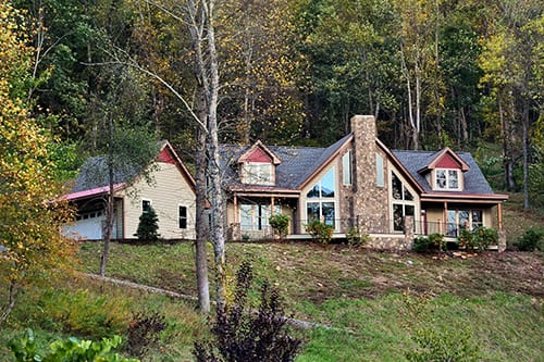 mountaintop real estate in north carolina