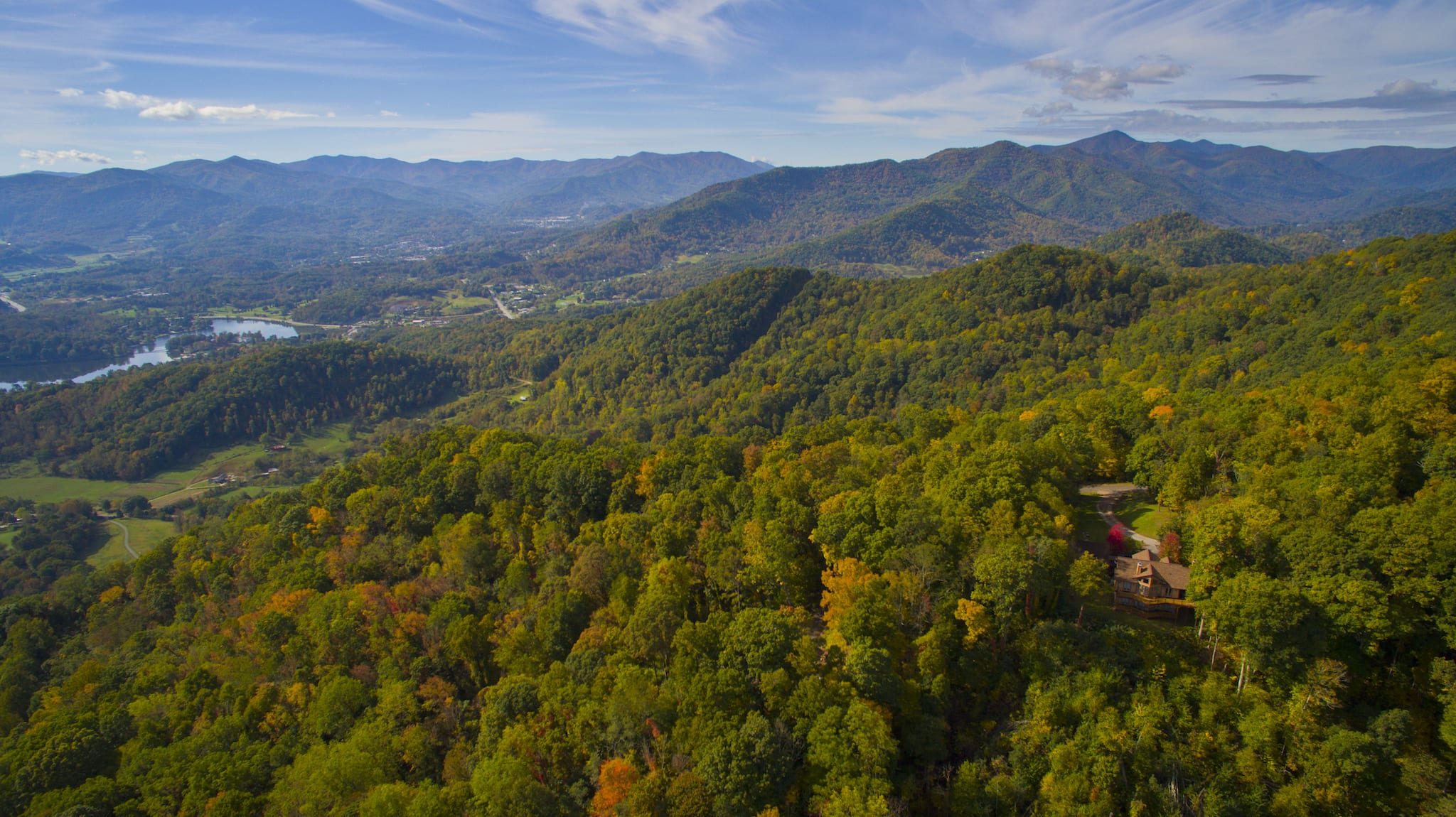 luxury mountain homes for sale nc